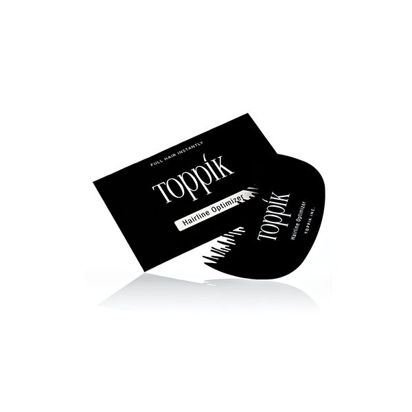 TOPPIK HAIRLINE OPTIMIZER - PETTININO FRONTALE
