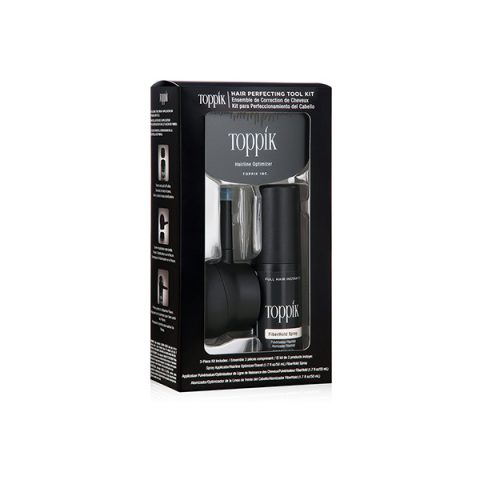 TOPPIK PERFECTING TOOL KIT: MAXIMIZER + OPTIMIZER + FISSATORE 50ML