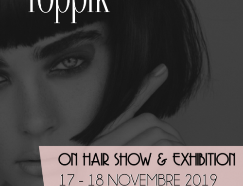 Toppik alla fiera On Hair Show and Exhibition 2019