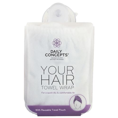 asciugamano per capelli