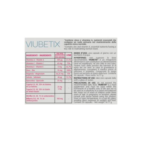 926035686 Harmonium - Viubetix 30 compresse
