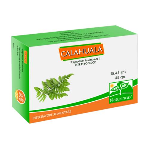 CAL Naturincas - Calahuala Integratore Pelle