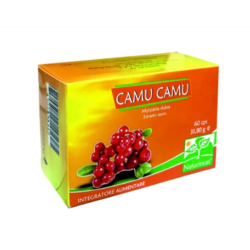 CCE Naturincas - Camu Camu Integratore Difese Immunitarie e Circolazione