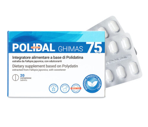 Polidal 75mg integratore