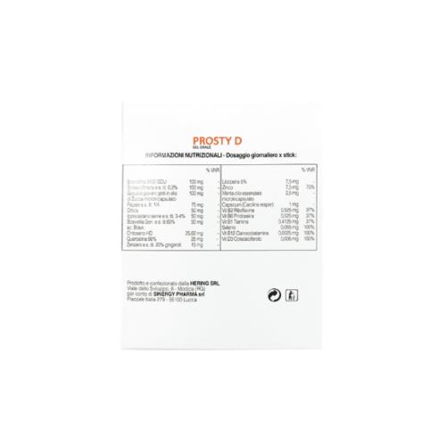 978868901 - Prosty D ingredienti