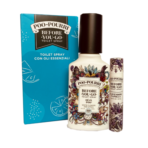 KIT Poo-Pourri Chanty