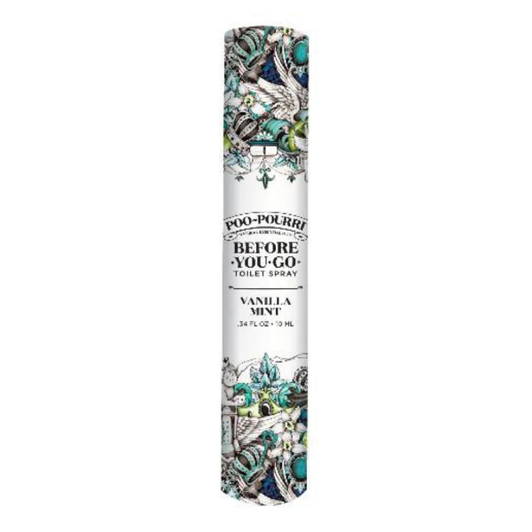 Poo-Pourri Vanilla Mint 10ml