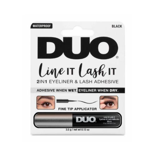 66949 DUO - Eyeliner adesivo 2 in 1