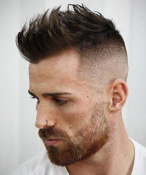 25 Best Widow's Peak Hairstyles For Men (2021 Guide)