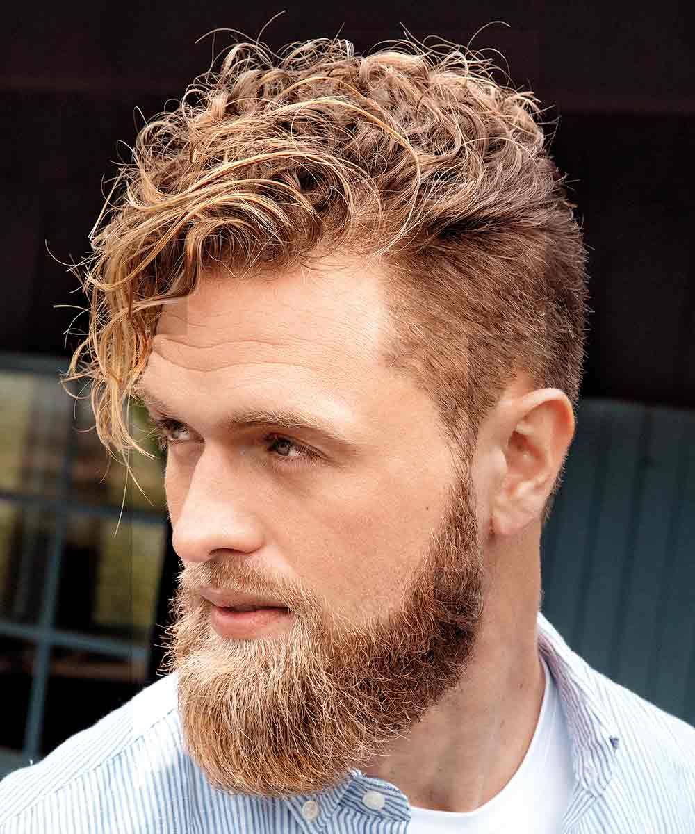 Tagli capelli uomo 2021 di tendenza in 200 immagini